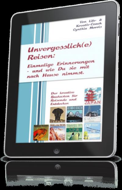 unvergesslich reisen cynthia morris e-book kreativer reisen